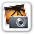 Apple iPhoto software icon