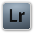 Adobe's Lightroom software icon