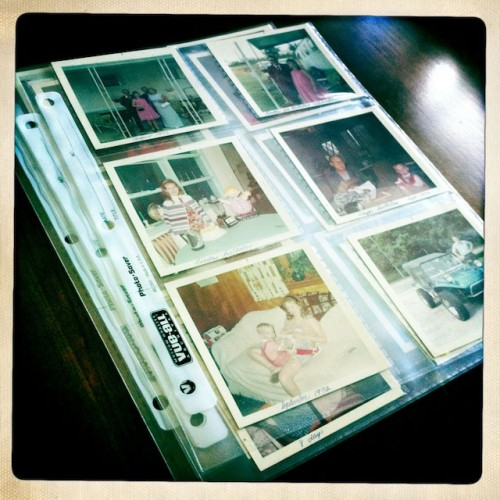 Vue-All Photo Savers Archival Pages - Family Photos Stack