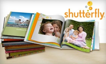 $10 for a Shutterfly 20-Page 8″x8″ Hardcover Photo Book ($30 Value – Two Days Only)