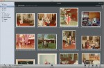 iPhoto Thumbnail Photos View