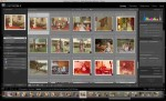 Lightroom Thumbnail Grid View in Library Module