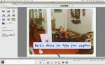 Picasa Make a Caption Field in Edit View