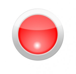 Giant Red Button - Press for Perfect Photos in the Future!