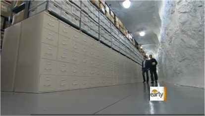 The Coolest Place For Bill Gates to Store His 15 Million Famous and Historically Important Photographs