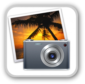 iphoto application icon