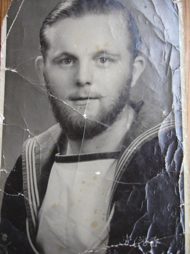 Steven Withey's Grandfather (Royal Navy - WWII)