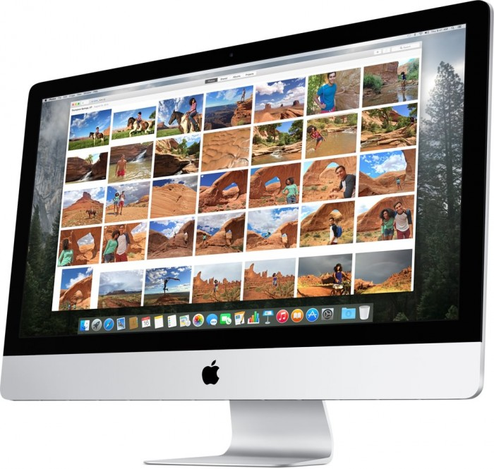 Photos for Mac (running developer beta release in OS X 10.10.3)