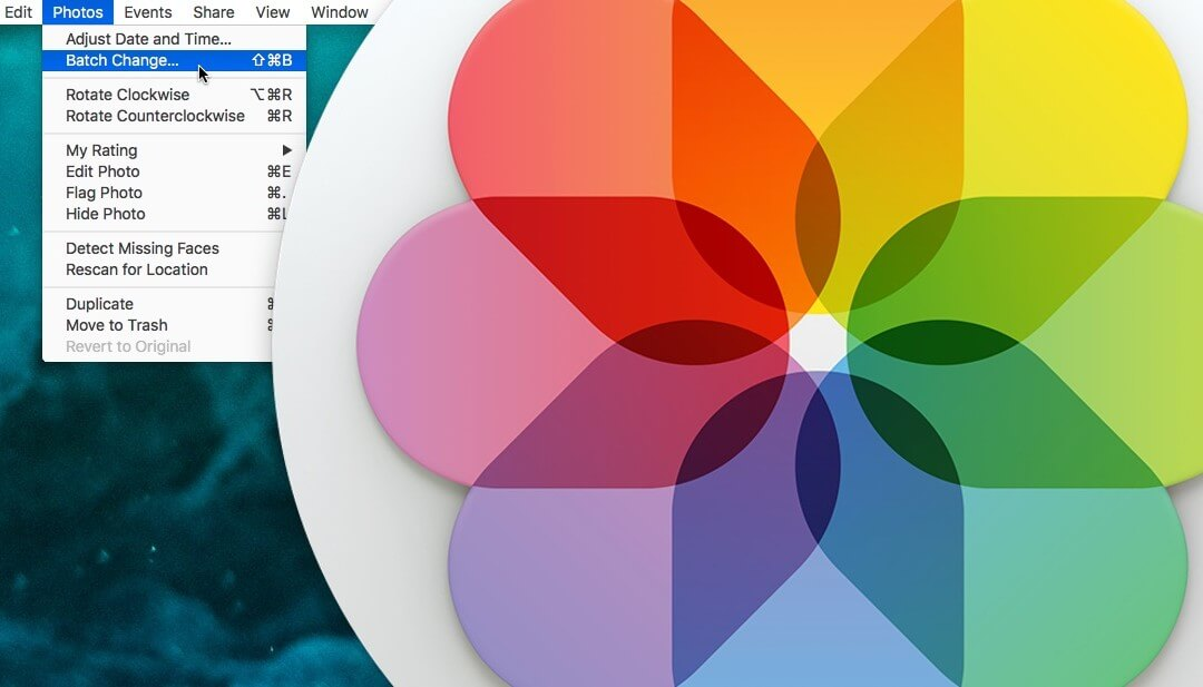 How to Batch Change Titles and Descriptions in Photos for macOS