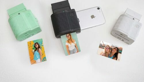 Prynt Pocket, Instant Photo Printer for iPhone