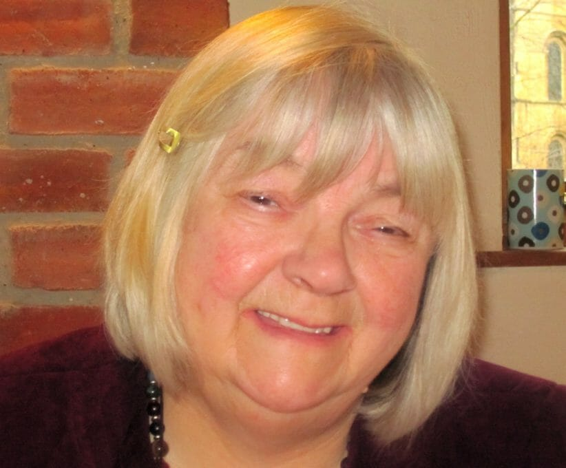 headshot of Theresa Wentworth, author of this post